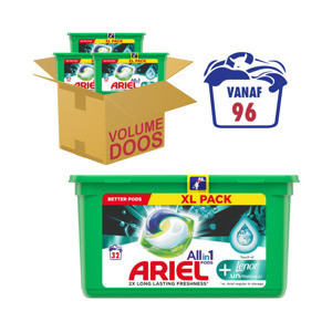 Ariel 3 in 1 Pods Unstoppables Touch Of Lenor 8001841160924