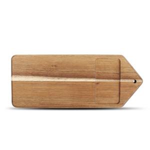 Wood & Food Serveerplank 36x14cm acacia Essential 5410595698455