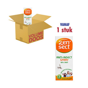 Zen' Sect Anti Insect Spray 40% DEET 8710322221770