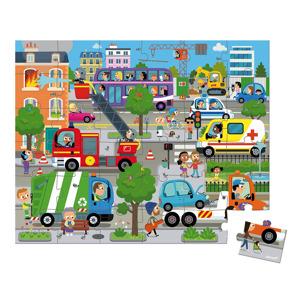 Janod Puzzel City (36 stukjes) 3700217326593