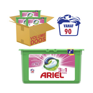 Ariel 3 in 1 Pods Fresh Sensations Pink 8001090730480