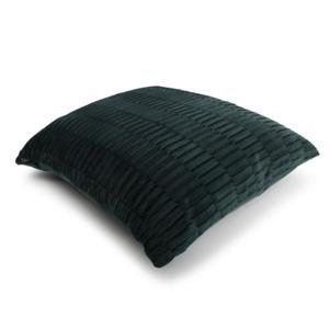 Salt & Pepper Kussen 45x45cm velvet groen Misa 5410595722617