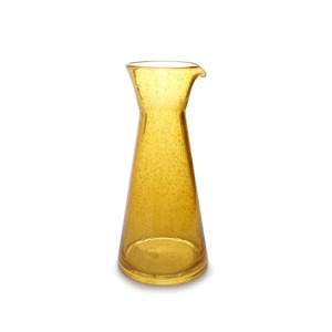 Salt & Pepper Karaf 99cl amber Drip 5410595710874