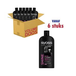 Syoss Shine Boost Shampoo 5410091732264