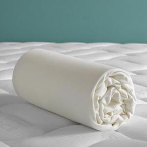 De Witte Lietaer Hoeslaken Case Ivory 90/100x220cm Hoogte 30cm 5410156526654
