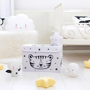 A Little Lovely Company Pop Up Storage Box Roar 38x24,5x23,5cm 8719033866041