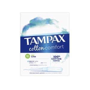 Tampax Cotton Comfort Super 80010900993502