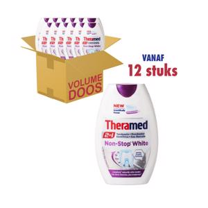 Theramed 2 in 1 Non Stop White 5410091720773
