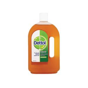 Dettol Vloeibaar Ontsmetting Antiseptisch Desinfecterend 750ML 50158225-
