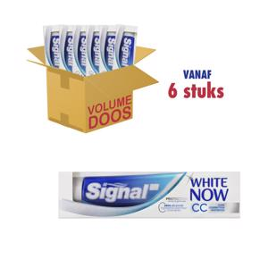 Signal Tandpasta White Now Care Correction 8710908734236
