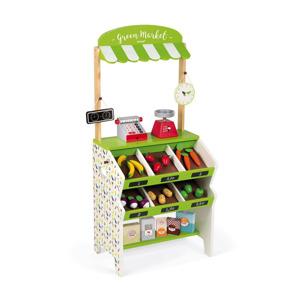Janod Kruidenierswinkel Green Market 3700217365745
