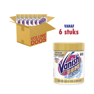 Vanish Gold Oxi Action White Poeder 8710552363110