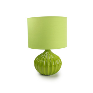 Salt & Pepper Schemerlamp 36cm groen Studio Mood 9319882417099