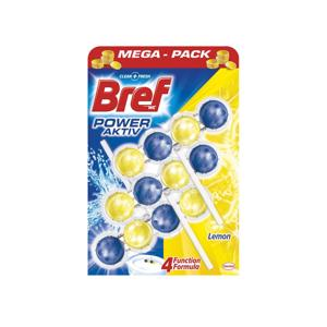 Bref Wc Power Activ Lemon Megapack 9000100753371