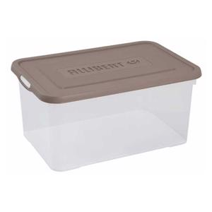 Curver Handy2 box 50L - 60 x 40 x 28 cm - Taupe 5412006789783