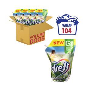 Dreft Ochtendfris Eco Pack Vloeibaar Wasmiddel 8719558800667
