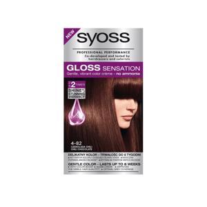 Syoss Chili Chocolat Gloss Sensation 4-82 5410091729189