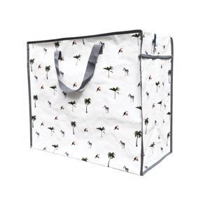Luzinda Jumbo Storage Bag Zebra 5407003230208