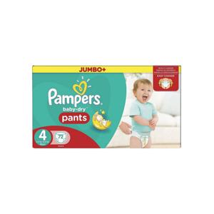 Pampers Baby Dry 4 Pants 4015400745334
