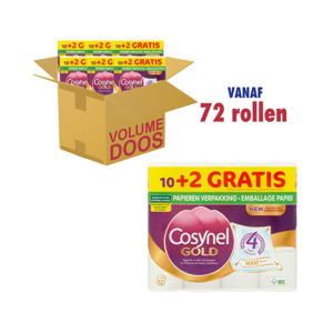 Cosynel Toiletpapier Gold 4 lagen 8004260252911