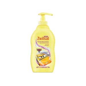 Zwitsal Bad & Douche Gel Cars 400 ml 8710908596155