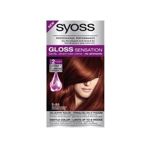 Syoss Goud Cacaobruin Gloss Sensation 5-86 5410091729233