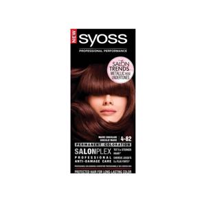 Syoss Mauve Chocolade Professional Performance 4-82 5410091741402
