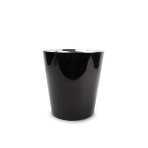 Salt & Pepper Champagnekoeler 19,5xH21cm dubbelwandig zwart Bar 5410595721092