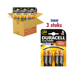 Duracell AA Plus Power 5000394017641