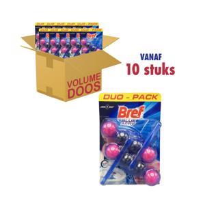 Bref Blue Activ wc hygiëne pink flowers 50g 3178041320153