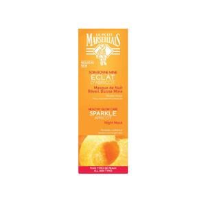 Le Petit Marseillais Nachtmasker Stralende Abrikoos 3574661389882