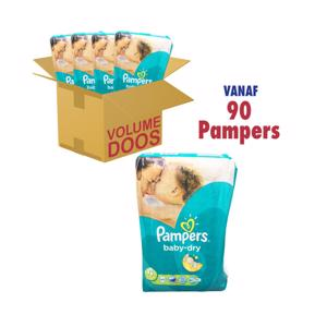 Pampers Baby Dry 4 4015400606024