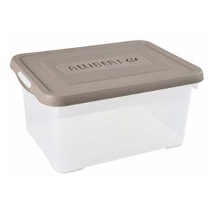 Curver Handy2 box 15L - 39,5 x 29 x 20 cm - Taupe 5412006789608