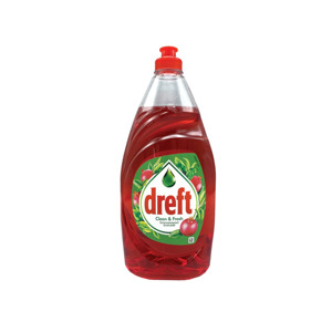 Dreft Clean & Fresh Granaatappel 8001841473949