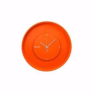 S P Collection Wandklok 60cm oranje Zone  9319882384742