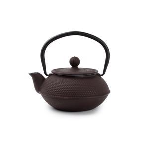 O-Tea Theepot 0.5L Gietijzer Bruin 5410595647132