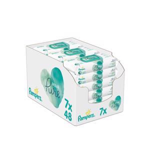 Pampers Aqua Pure Babydoekjes 8001090603418