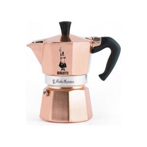 Bialetti Moka Express Espresso Maker Roségold 3 Tassen 8006363027847