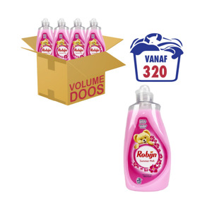 Robijn Wasverzachter Summer Pink 8714100017166