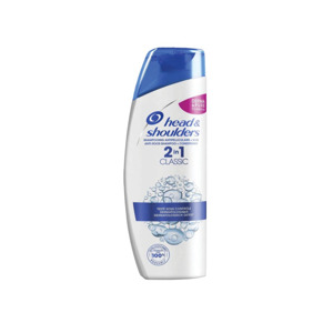 Head & Shoulders Classic 2in1 Shampoo & Conditioner 8001841100814