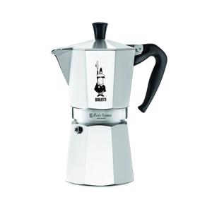Bialetti Moka Express Espresso Maker 9 Tassen 8006363011655