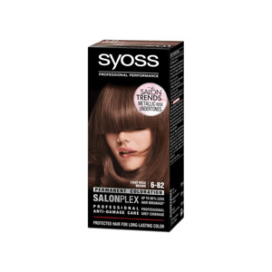 Syoss Rosé Lichtbruin Professional Performance 6-82 5410091741365