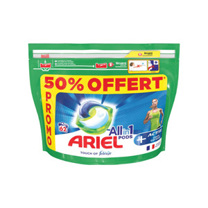 Ariel All in 1 Pods Active+ Odor Defense 8006540123034