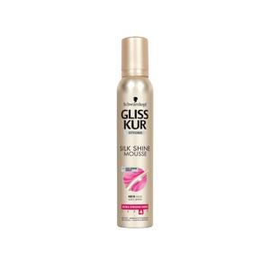 Schwarzkopf Gliss Kur Silk Shine Mousse 5410091667436