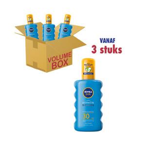 Nivea Sun Protect & Bronze Spray SPF30 Zonnespray 4005808653539