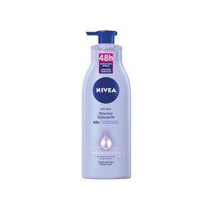 Nivea Body Milk Zijdezacht Met Pomp 400ml 4005900441171