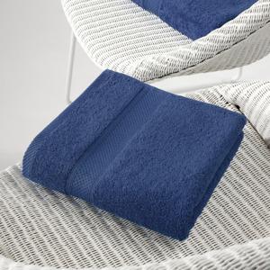 De Witte Lietaer Handdoek Stephanie Blue Indigo 50x100cm 5410156584692