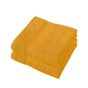 De Witte Lietaer Handdoek Stephanie Golden Yellow 50x100cm 5410156588324