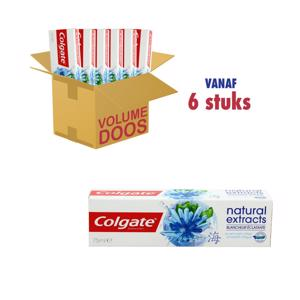 Colgate Tandpasta Natural Extracts Radiant White 8718951131682