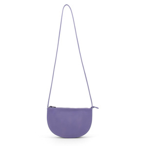 Monk & Anna Farou half moon bag Lilac 5252112026415